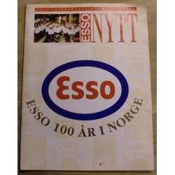 ESSO Internmagasin: 1993 - Mai