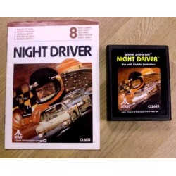 Night Driver med manual