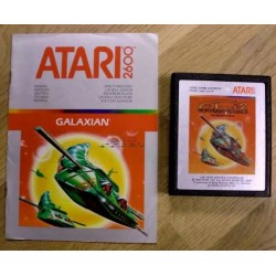 Galaxian med manual