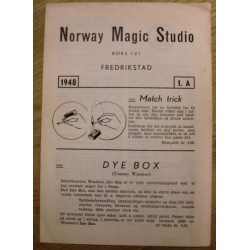 Norway Magic Studio: 1949 - 1.D