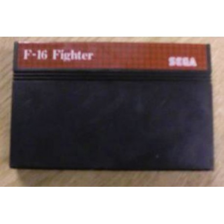 SEGA Master System: F-16 Fighter
