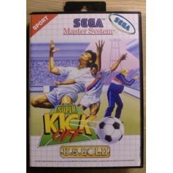 SEGA Master System: Super Kick Off