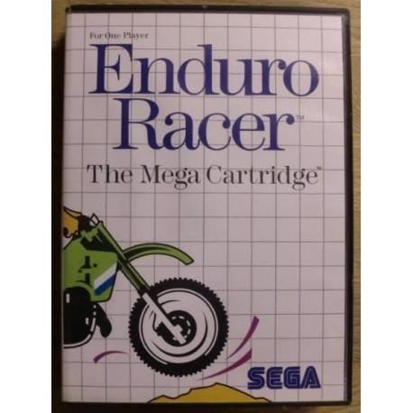SEGA Master System: Enduro Racer