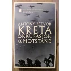 Antony Beevor: Kreta - Okkupasjon og motstand