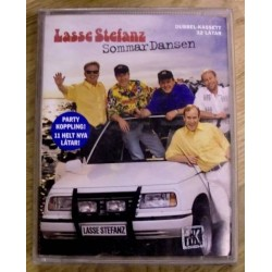 Lasse Stefanz: Sommar Dansen (2 x kassett)