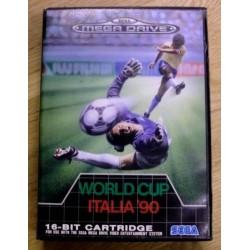 SEGA Mega Drive: World Cup Italia '90