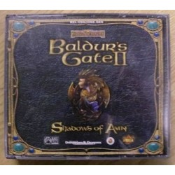 Baldur`s Gate II - Shadows of Amn (4 x CD)