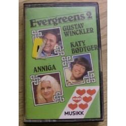 Evergreens 2: Gustav Winckler, Katy Bødtger, Anniga