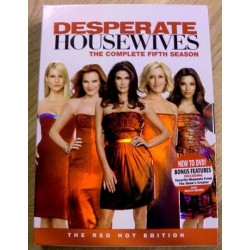 Desperate Housewives: Sesong 5 - Red Hot Edition