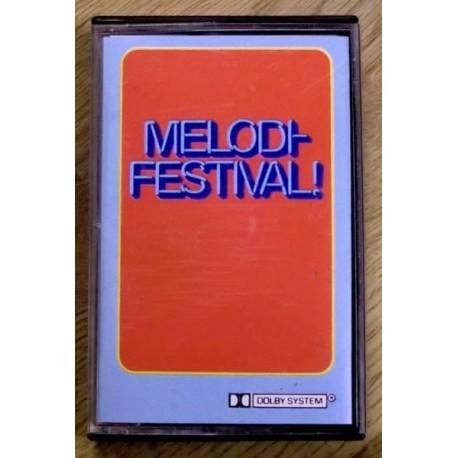 Melodi-festival! - Svenske låter fra Eurovision 1959-1982