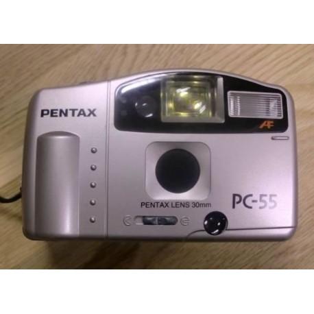 Kamera: Pentax PC-55