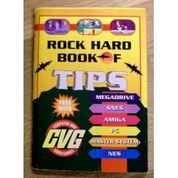 Rock Hard Book of Tips - Megadrive, SNES, Amiga, PC