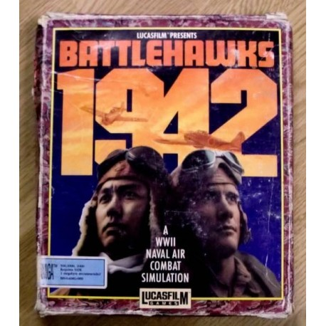 Battlehawks 1942 - A WWII Naval Air Combat Simulation