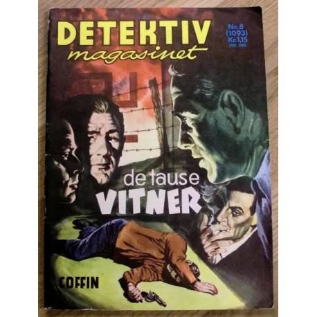Detektivmagasinet: Nr. 8 - 1093 - 4. august 1965