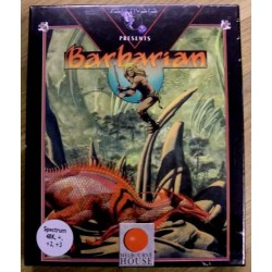 Barbarian (Psygnosis Melbourne)