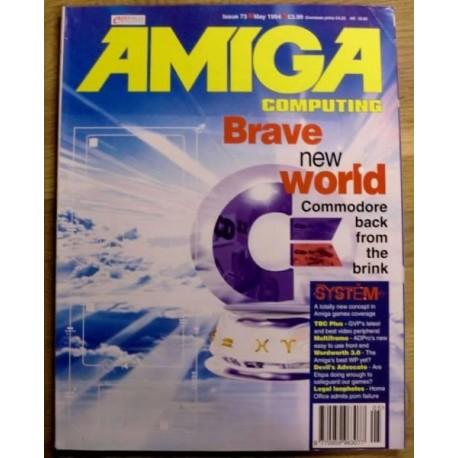 Amiga Computing: 1994 - May