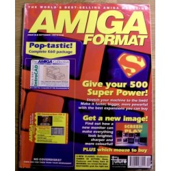 Amiga Format: 1992 - September