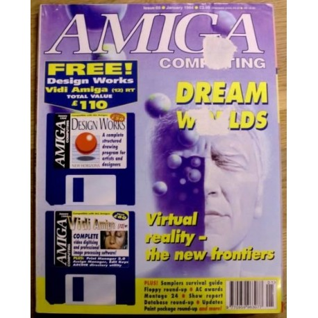 Amiga Computing: 1994 - January
