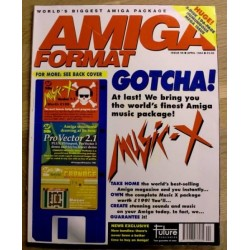Amiga Format: 1994 - April