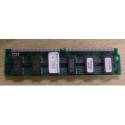 RAM: Toshiba 4MB 72 pin SIMM