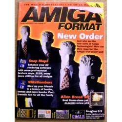 Amiga Format: 1995 - December