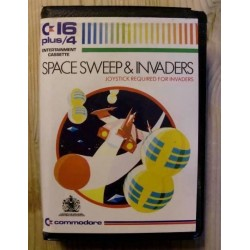 Space Sweep & Invaders (C16/Plus4)