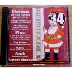 Amiga Format: AFCD 34 - Christmas 1998
