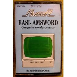Easi-Amsword: Computer Wordprocessor