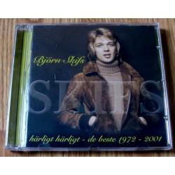 Björn Skifs: Härligt härligt - De beste 1972 - 2001