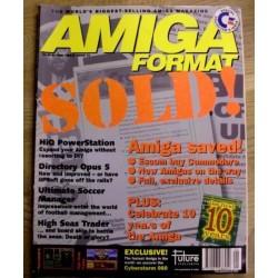 Amiga Format: 1995 - June