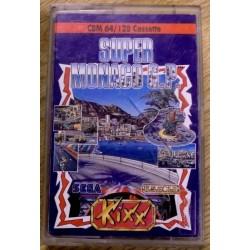 Super Monaco G.P. (SEGA / U.S. Gold / Kixx)
