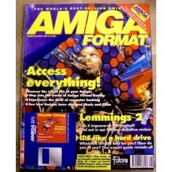 Amiga Format: 1993 - May