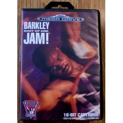 SEGA Mega Drive: Barkley Shut Up And Jam!