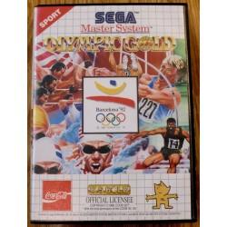 SEGA Master System: Olympic Gold: Barcelona '92