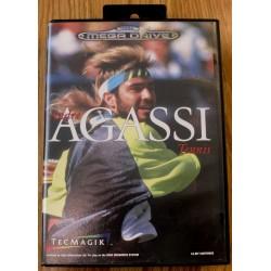 SEGA Mega Drive: Andre Agassi Tennis