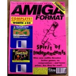 Amiga Format: 1993 - October