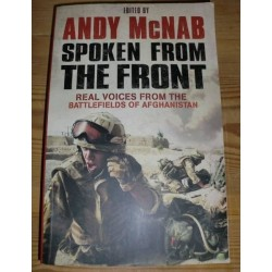 Andy McNab: Spoken from the front (Afghanistan)