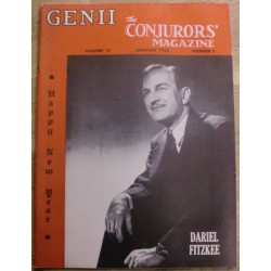 The Conjuror's Magazine: 1950 - January