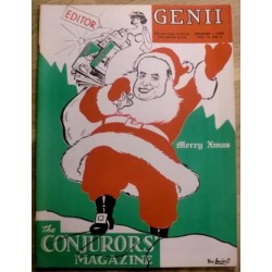 Genii: The Conjuror`s Magazine: 1949 - December