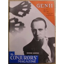 Genii: The Conjuror's Magazine: 1949 - November