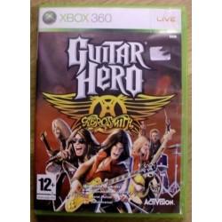 Xbox 360: Guitar Hero: Aerosmith (Activision)