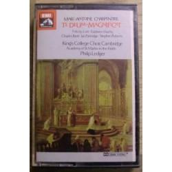 Charpentier: Te Deum Magnificat Ledger