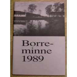 Borreminne 1989: Lokalhistorie fra Borre og Horten