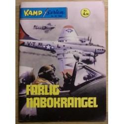 Kamp-serien: 1981 - Nr. 35 - Farlig nabokrangel