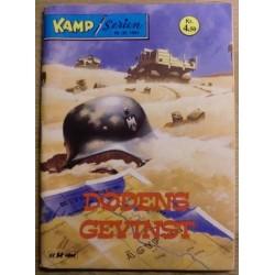 Kamp-serien: 1981 - Nr. 32 - Dødens gevinst