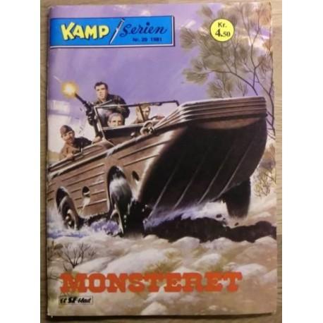 Kamp-serien: 1981 - Nr. 29 - Monsteret