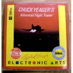 Chuck Yeager's Advanced Flight Trainer (diskett)