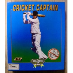 Cricket Captain (med dongle)