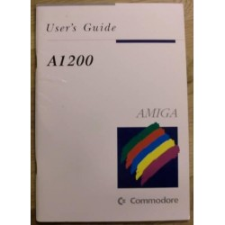 Amiga 1200 User's Guide