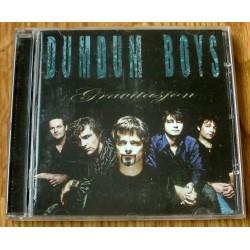 DumDum Boys: Gravitasjon